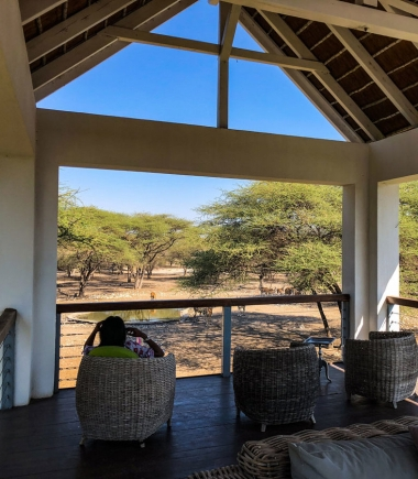Emanya Lodge: Luxury at the edge of Namibia's Etosha Park
